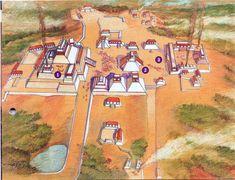 Xunantunich: http://1.bp.blogspot.com/-DvELfq7kV3o/Tjt6ol0vivI/AAAAAAAAAvk/39k0lXnxlVc/s1600/xunantunich+drawing+courtesy+awe.jpg