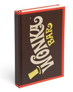 Willy Wonka Bar Journal