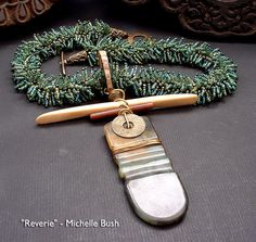 Reverie  Original One of a Kind OOAK by MichelleBushJewelry, $250.00