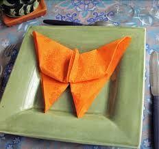 C mo doblar las toallas de ba o al estilo origami - Origami con servilletas ...