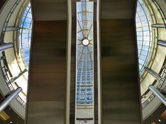 Between Escalators