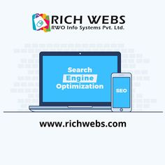 Rich webs are leading SEO Company in India. Our SEO method focuses on achieving the best results with the three major search engines available today i.e. Google, MSN, and Yahoo! SEO Process. We provide the best SEO service at affordable price. We have the Best SEO team who are highly qualified and experienced which make them easy to understand the market. Best Seo Services, Best Seo Company, Search Engine Optimization, Mobile App, Digital Marketing, India, Business, Google, Easy