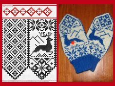 Community wall photos – 7,474 photos | VK Knitted Mittens Pattern, Crochet Mittens, Knit Crochet, Knitting Patterns, Mitten Gloves, Photo Wall, Sewing, Projects, Wall Photos