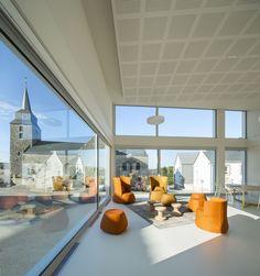 Mediateca de Monterblanc / Studio 02
