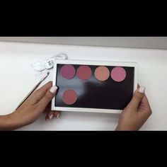 Did you know: Each #ZPalette comes with a complimentary set of metal stickers in round and square sizes so you can add any non-metal pan securely to your #ZPalette! We recommend placing double stickers on larger pans or baked makeup and if you run out, we also carry additional sets of square and round metal stickers on our website for your growing makeup collection! Hope these were some helpful tips. #Happydepotting #depottingdiaries #moremakeup #morefun #ZPalette #wethoughtofeverything