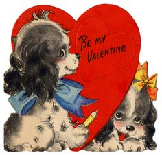 Be My Valentine....