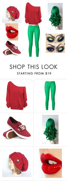 """""""CHRISTMAS!!!"""" by starburstdatgamer10 ❤ liked on Polyvore featuring MICHAEL Michael Kors, Vans and Charlotte Tilbury"""