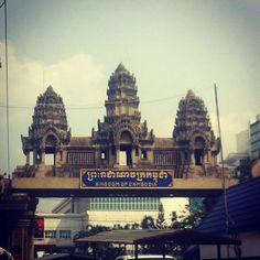 Border : Cambogia