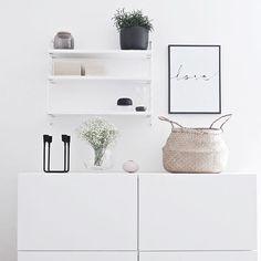 PureHave a nice day! #livingroom #string #instadaily #instahome #minimal #minimalism #minimalist #monochrome #monochromehome #whiteinterior #ilovemyinterior #ssevjen #nordicminimalism #nordicday #white #interior #interiordesign #interiordecor #interiør #scandinaviandesign #scandinavianstyle #scandinavianhome #finahem #interior_and_living #myhome #inspiration #deco #styling #decoration #whiteinterior #myhome