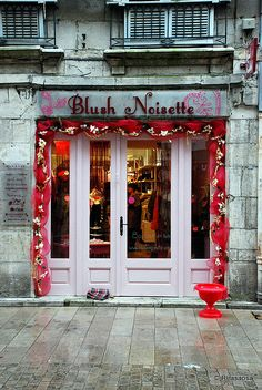 Blush Noisette | Bayonne, France