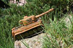 tiger tank sugar figure