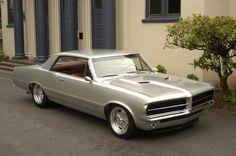 1964 PONTIAC GTO :: Steve's Auto Restorations