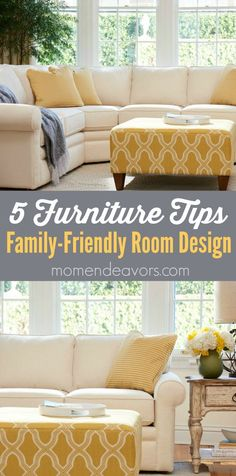 5 Furniture Tips for
