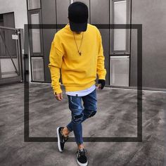 DIAOOAID 2018 New Designed Streetwear Hiphop Men s Ripped Jeans Style Male Biker Zipper Patch Personality Denim Pencil Pants - Fashion Ripped Jeans Style, Skinny Biker Jeans, Ripped Jeans Men, Denim Style, Urban Apparel, Black Urban Fashion, Urban Fashion Girls, Mode Masculine, Urban Outfits