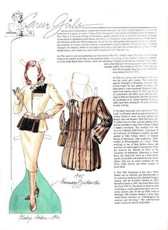 Fashion of the 40s & 50s - Paper Dolls Wardrobe by Norma Lu Meehan - edbookmarks - Picasa Web Albums