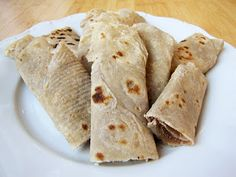 Lefse Recipe  ~  I'm 1/2 Norwegian. This is perfect comfort food with some butter and sugar.