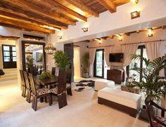 8 Bedrooms finca near San Miguel and San Juan, Ibiza, Spain - Ref. 094 on www.villacontact.com