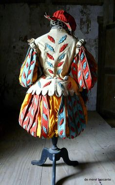 87d00eb01dd unique antique 19th century made renaissance theatre costume Renaissance  Theater
