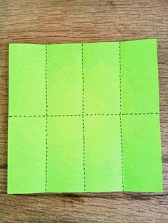うっとりがみ 基本形2の折り方   透かし折り紙研究部★うっとりがみ Continental Wallet, Origami, Stars, Sterne, Paper Folding, Origami Art