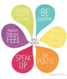 Use Your Words Wisely - Middle School Counseling - Girls Bulletins, School Quotes, Classroom Posters, Classroom Decor, School Counselor, Parenting Quotes, Education Quotes, Parenting Advice, Social Skills