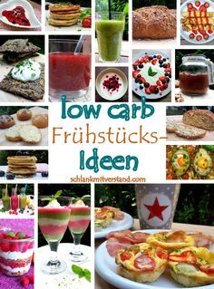 low carb Rezeptübersicht von A -Z Low Carb Keto, Low Carb Recipes, Cooking Recipes, Healthy Recipes, Healthy Food, Law Carb, Tasty, Yummy Food, Happy Foods