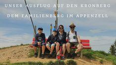 """Ausflug auf den Familienberg """"Kronberg"""" im Appenzell. Der Kronberg ist DER Familien- und Freizeitberg im Appenzell und liegt nur zwei Stunden von Zürich entfernt und ist deshalb gut mit dem Zug über Gossau bis Jakobsbad erreichbar. Bereits rund um die Talstation warten coole Attraktionen auf die Besucher! #Kronberg #Familienausflug #wandern"""