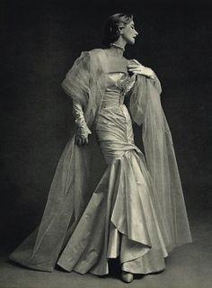 Vintage Gown.