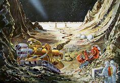 Russian Sci-Fi Art