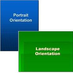 Can You Use Portrait and Landscape Slides in the Same PowerPoint?