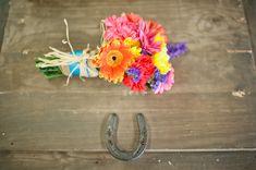 multicolor bouquet | Bee Photographie