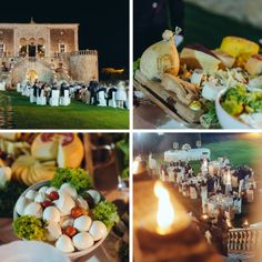 Wedding reception - Castello Marchione - Puglia - Photographer: Aberrazioni Cromatiche studio #puglia #wedding #matrimonio #reception #italian #italy
