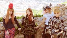 #2NE1 #Bom #Dara #Minzy #CL