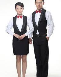 Image result for waiter uniform