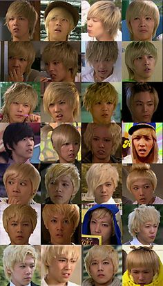 The many looks of Jeremy| Included are some Lee Hong Ki's worst kdrama hairstyles and yet there are also some of his best