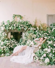 40 Larger Than Life Floral Installations for Weddings ⋆ Ruffled Wedding Venues, Wedding Photos, Wedding Ceremonies, Wedding Aisles, Bridal Pictures, Wedding Reception, Floral Wedding, Wedding Flowers, Boho Wedding