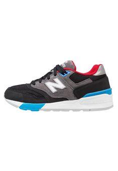 separation shoes cc4a4 6ea37 ML597 - Baskets basses - mottled dark grey   ZALANDO.FR 🛒