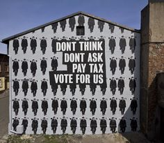 Peter Fuss Dont Think - new mural in Katowice