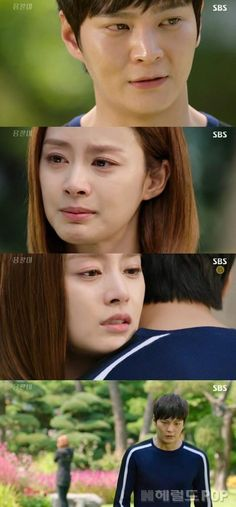 150924 Yong Pal Episode 16 - Joo Won, Kim Tae Hee