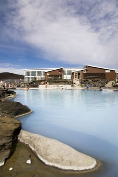 Lagoon | Myvatn Nature Baths