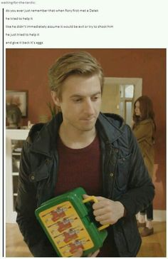 Doctor Who: Pond Life: Part Rory and his lunchbox :p Doctor Who, 11th Doctor, The Maxx, Pond Life, Rory Williams, Don't Blink, Torchwood, Geek Out, Dr Who