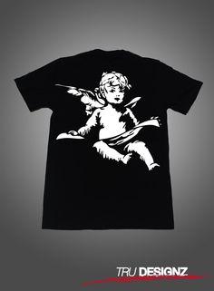 Kanye West Good Music Angel TShirt Sweatshirt by truedesignz, £15.99