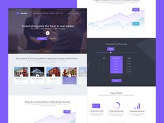 We recently launched a new landing page for Rich Uncles. Do you you like the dark & purple combination?  Also free feel to invest if you are from California. Rich Uncles will help you to make t...