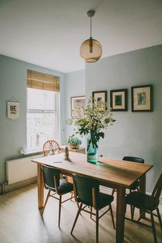 dining room, Anna Potter's Home | Design*Sponge