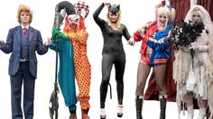 Halloween costumes are becoming a trend while designers are incorporating them into their shows and putting that twist on basic costumes. Some designers have even created year-round ready-to-wear garments for Halloween that can be incorporated into every day outfits. Sarah D.