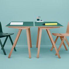 """Schreibtisch """"Copenhague"""" von Hay"""