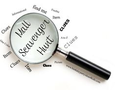 8 Fun Mall Scavenger Hunts  with free mall scavenger hunt lists - Fun Birthday Party idea!!!