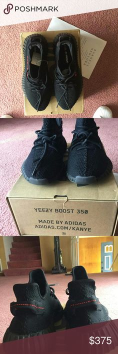 Adidas Yeezy 350 V2 Breds Brand New W/Box DS Adidas Shoes Athletic Shoes