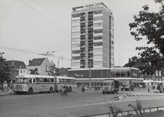 Arnhem, Velperplein, begin jaren '60.