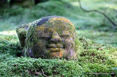 Buddhist Jizo figure, Sanzen-in