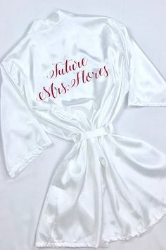 31 Best Bridal Party Robes images  b212d68e1
